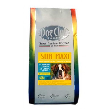 12Kg DOG CLUB SUN LARGE...
