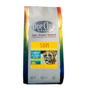12Kg DOG CLUB SUN MANGIME...