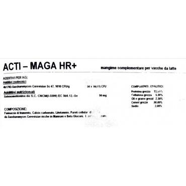 20Kg ACTI MAGA HR+ (lieviti...