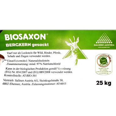 BIOSAXON SALE ROSA per...