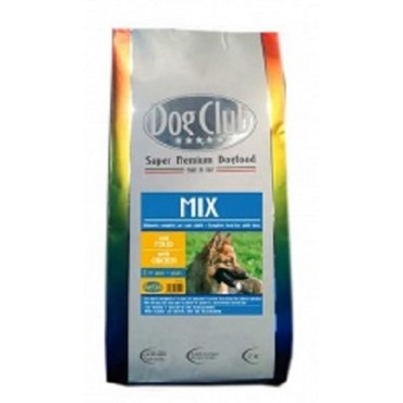 12Kg DOG CLUB SUN MIX per cani